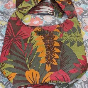 Floral Billabong bag
